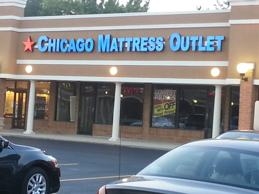 s for Chicago Mattress Outlet