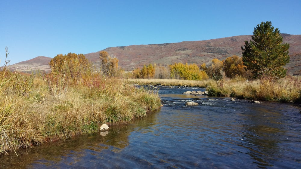 Utah pro fly fishing fishing park city ut yelp for Park city fly fishing