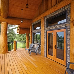 pioneer log homes of arizona 20 photos immobilier payson az tats unis yelp. Black Bedroom Furniture Sets. Home Design Ideas