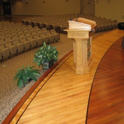 Aboveboard Hardwood Floors This Stage Contains Red Oak