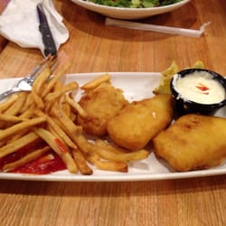 Applebee s american traditional little elm tx yelp for Applebee s fish and chips