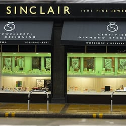 Sinclair Jewellers, London