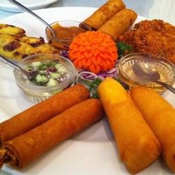 Thai house restaurant 151 photos thai restaurants for Arlington thai cuisine