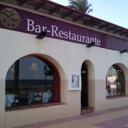 Puerta principal restaurante