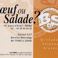 Boeuf ou Salade ? Reims