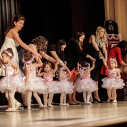 Beverly Hills Ballerina Dance Academy - Beverly Hills, CA, United States. Mommy and me in the Nutcracker 2015
