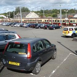 Railway Station, Kilwinning