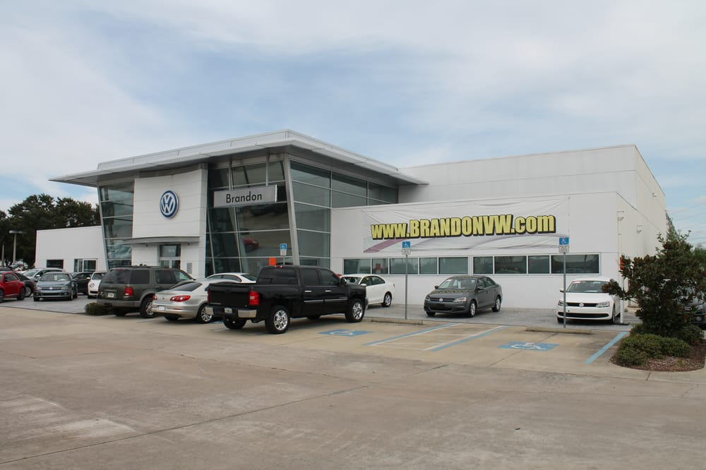 Brandon Volkswagen Car Dealers Tampa Fl United