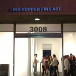 Kirk Hopper Gallery logo