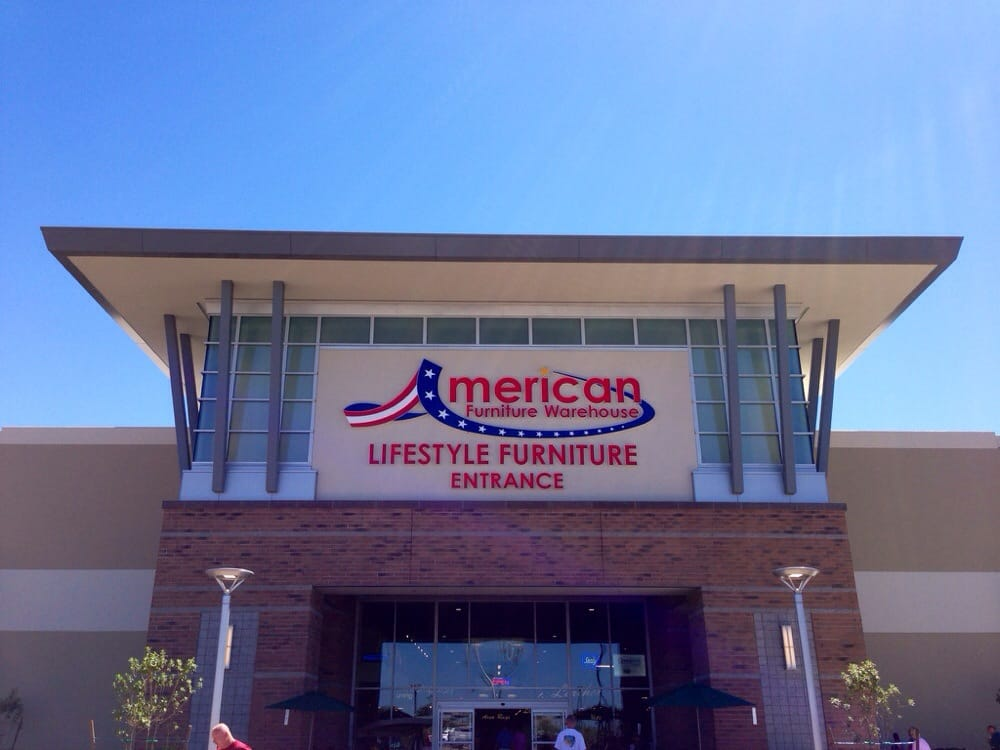 About American Furniture Warehouse Glendale