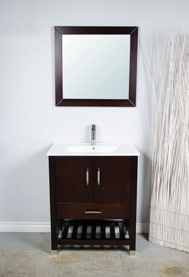 Cleaning narrow vanity for small bathrooms port moody bc canada