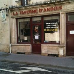 Restaurant Taverne d'Arbois - Nancy, Meurthe-et-Moselle, France