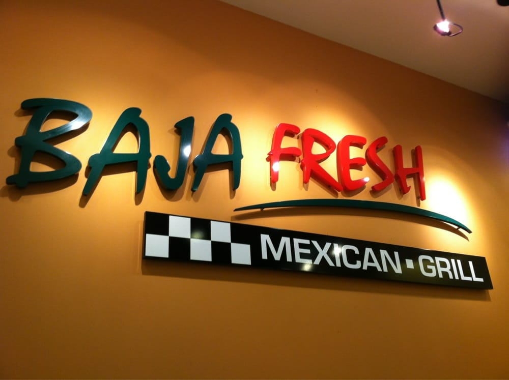 62 reviews of Baja Fresh