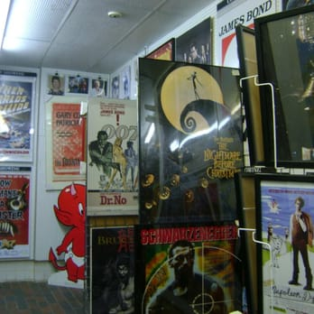 The Movie Poster Shop CLOSED 22 Photos DIY Home Decor Calgary