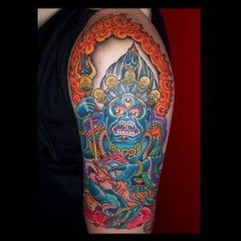 Elm street tattoo tattoo dallas tx united states yelp for Elm street tattoo
