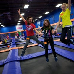 Sky Zone Tulsa Party Event Planning East Tulsa