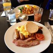 The Odessa Breakfast