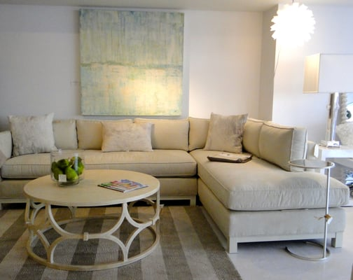 Clifton Sectional Collection By Mitchell Gold Bob