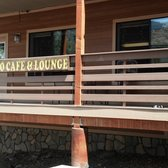 Basecamp Cafe & Info Lounge - Pine Mountain Club, CA, Vereinigte Staaten