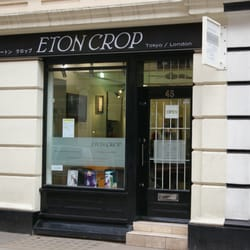 Eton Crop Hairdressing, London, UK