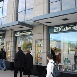 Tee Gschwendner, Hamburg