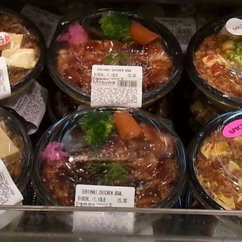 Donburi! (Rice-bowl obento) Sukiyaki-donburi, chicken teriyaki donburi ...