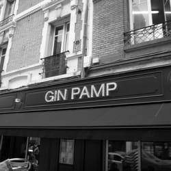 Gin Pamp, Rheims, Marne