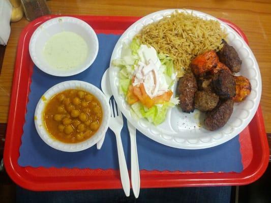 Afghan famous kabob restaurant afghan gainesville va for Afghan kabob cuisine