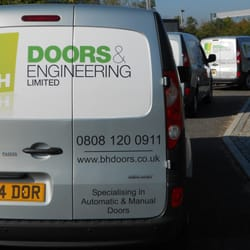 Door service, maintenance and repair engineers