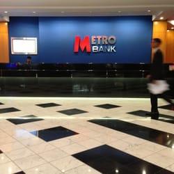 Metro Bank, London