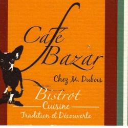 Café Bazar chez M Dubois, Bourges, Cher