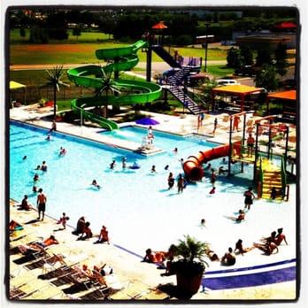 club loves park il united states outdoor pool at peak sports club