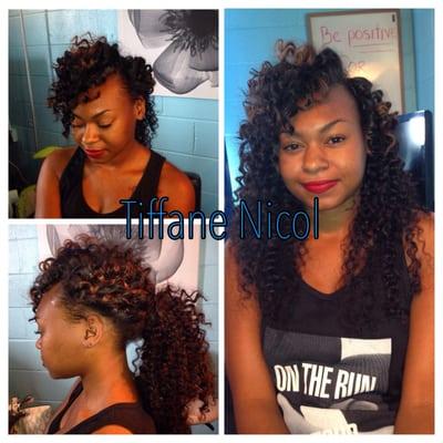 the perfect sewin by tiffane nicol curly virgin hair
