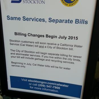 Water - City of Stockton, CA