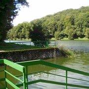 Plan d'eau de la Sangsue, Briey, Meurthe-et-Moselle, France