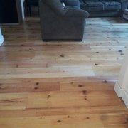 Rich Hardwood Floors - Knotted Pine Random Plank 4,7 and 11 inch - Healdsburg, CA, Vereinigte Staaten