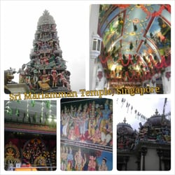 Sri Mariamman - Very tiny indian temple.. - Singapur, Singapore, Singapur