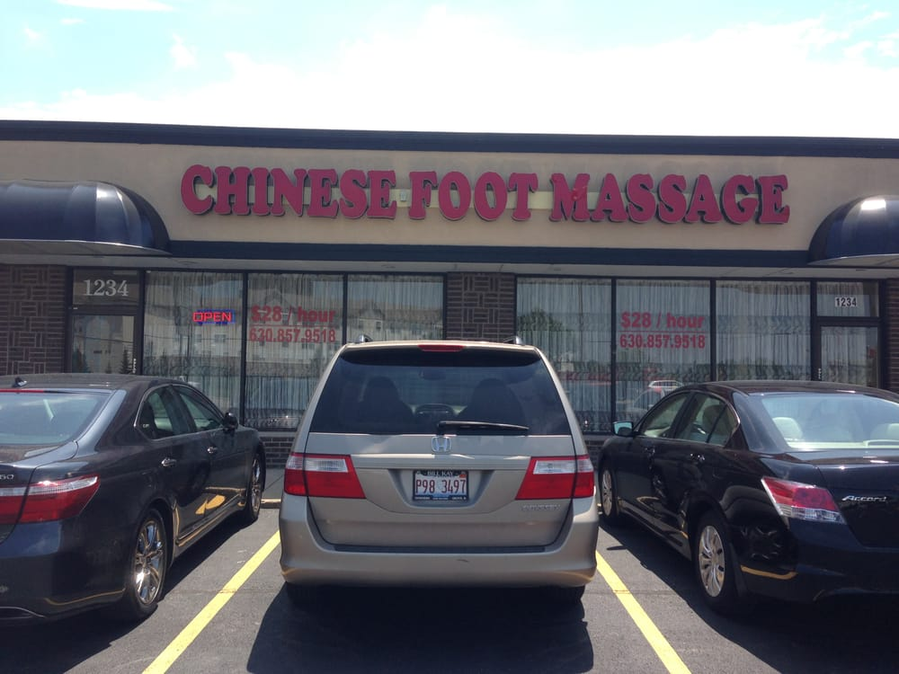 chinese foot massage naperville il