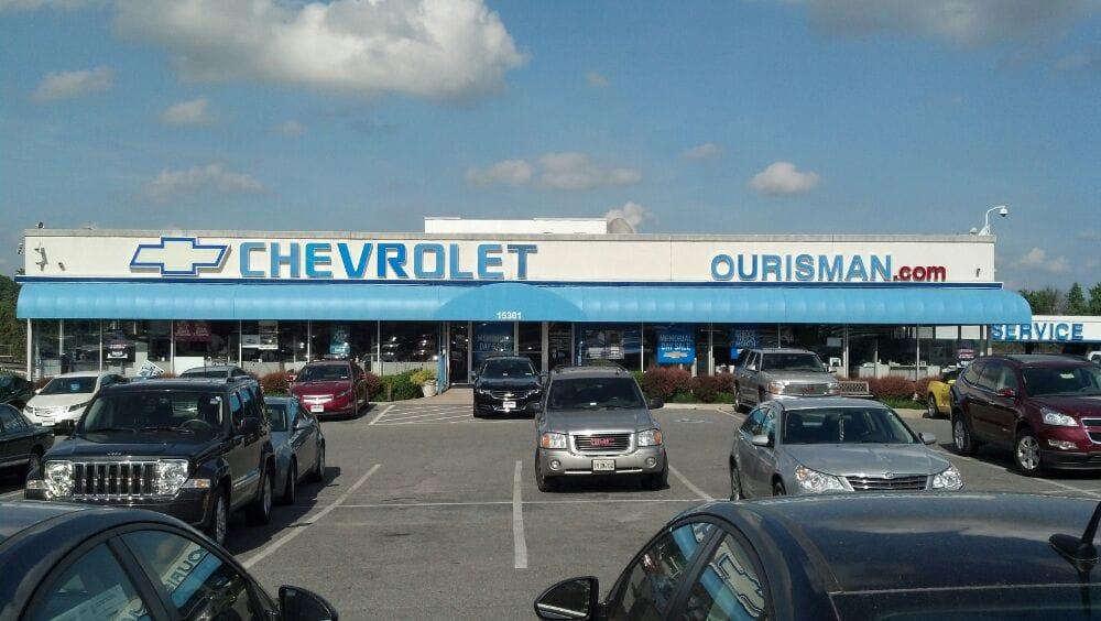 Ourisman Rockmont Chevrolet Motor Mechanics Amp Repairers
