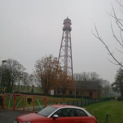 Leuchtturm Campen, Krummhörn, Niedersachsen
