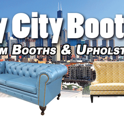Windy City Booths 226 Photos Furniture Reupholstery New City Chicago Il Reviews Yelp