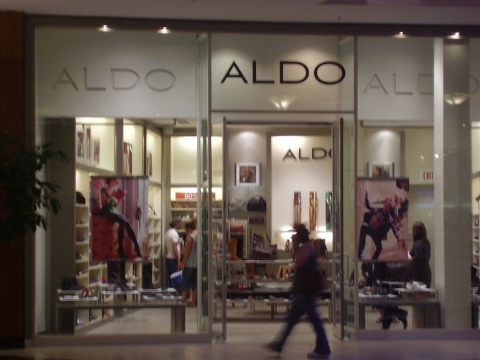Aldo Shoe Store Near Me
