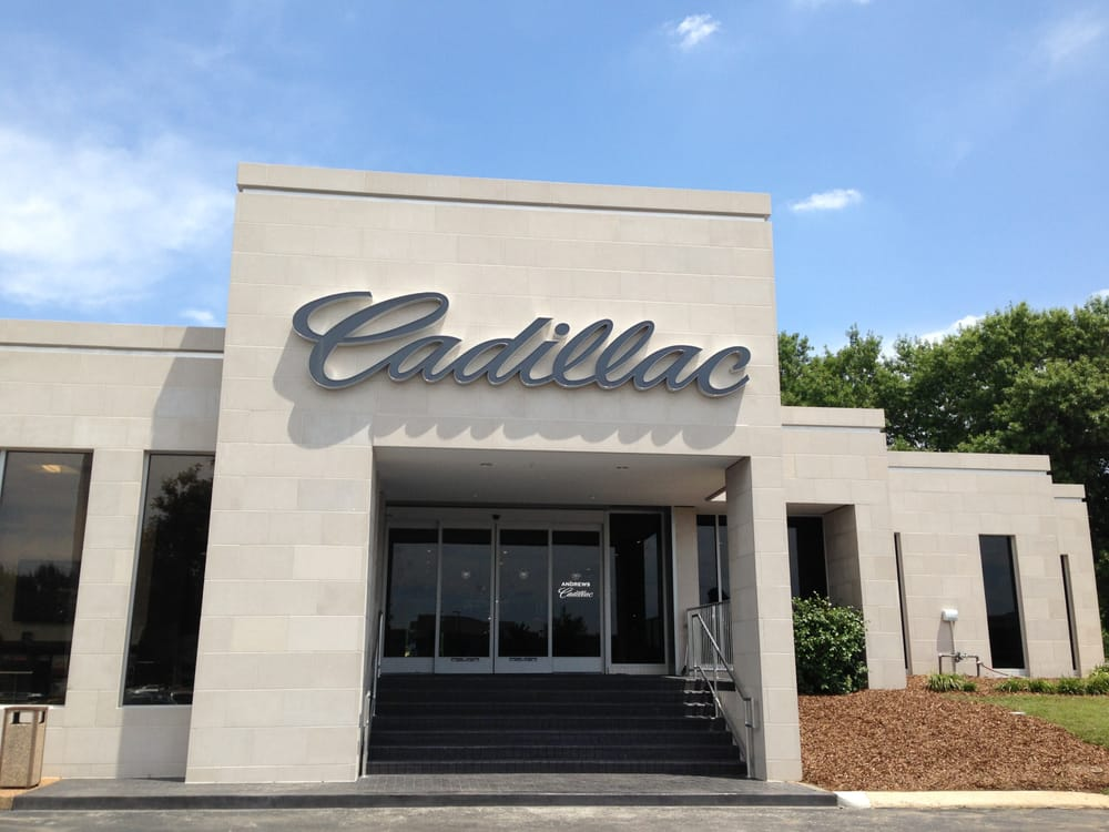 Andrews Cadillac - Car Dealers - Brentwood, TN, United ... Andrews Cad