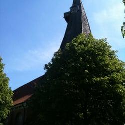 Kirche In Estebrügge, Jork, Niedersachsen
