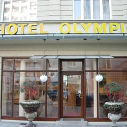 Hotel Olympic, Munich, Bayern, Germany
