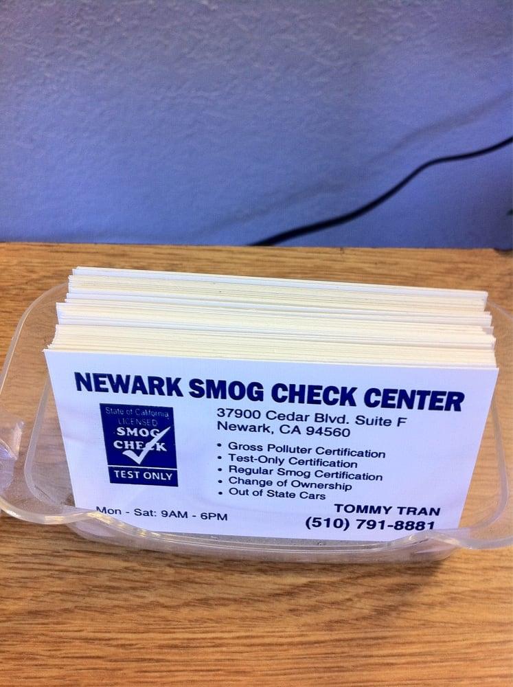 Newark Smog Check Center 24 Photos Motor Mechanics