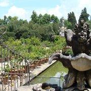 Botanischer Garten Giardino di Boboli, Firenze