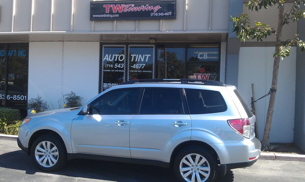 front drive pass tint on a new 2012 subaru forester yelp. Black Bedroom Furniture Sets. Home Design Ideas