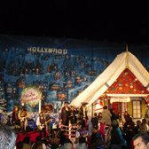 Hollywood Christmas Parade - ~Entertainment on The Boulevard~ - Hollywood, CA, Vereinigte Staaten