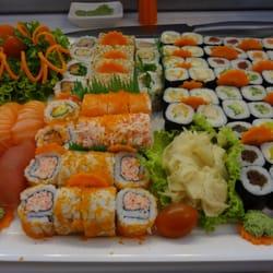 Sushi Platte - Dellbrück :)